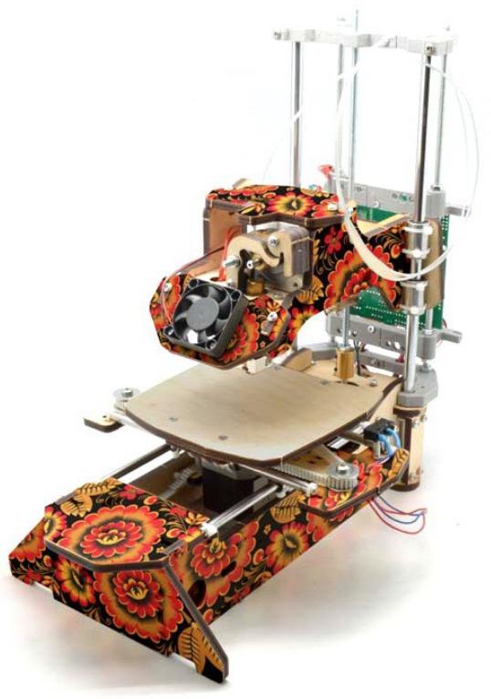 3D-принтер KIT 3D MC5. Платформа D.R.O.V.A. для сборки 3D принтера