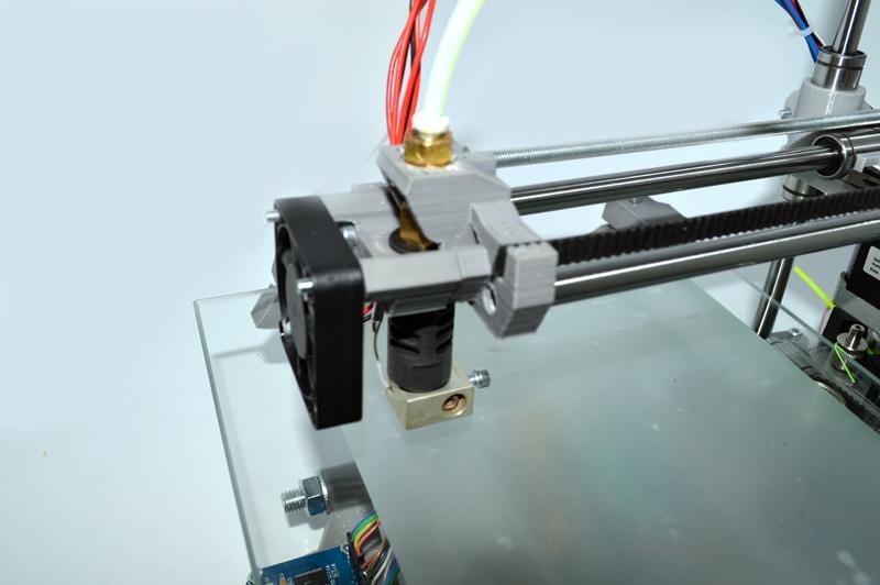 Экструдер 3D-принтера KIT 3D MC3 Stealth