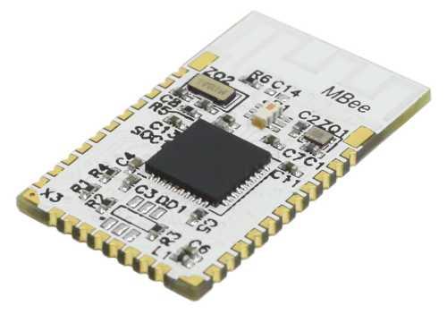 ZigBee приёмо-передатчик MBee-2.4-3.0-PCB-SOLDER