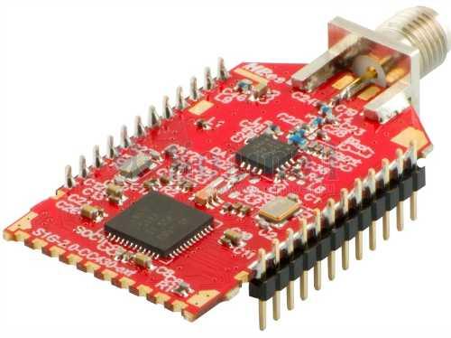 ZigBee приёмо-передатчик MBee-868-2.0-SMA-PLS12