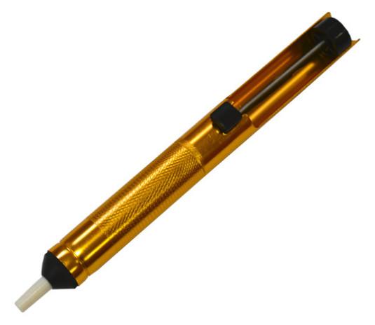 Оловоотсос, приспособление для удаления припоя DESOLDERING PUMP GS-136A