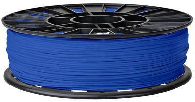 PA008BF. ABS-пластик для 3D печати 1,75 мм. Катушка 1 кг. СИНИЙ