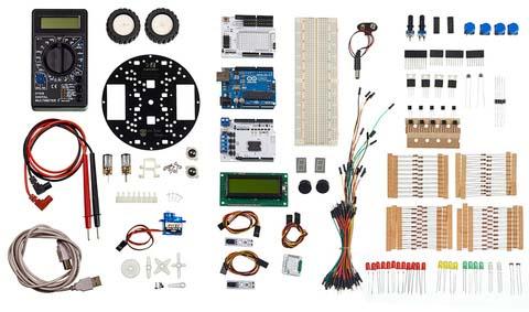 Наборы на базе Arduino Образовательный набор Амперка