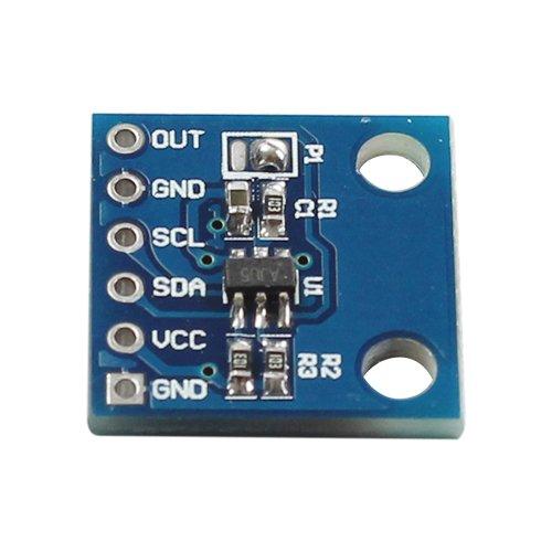 Адаптеры и преобразователи MCP4725 DAC module I2C interface DA conversion