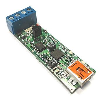 Универсальный автомобильный адаптер K-L-линии для инжекторных двигателей BM9213M