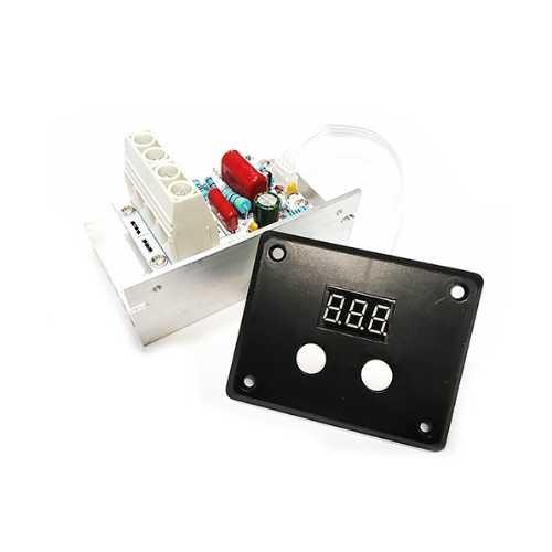 MK071M - Цифровой ШИМ регулятор мощности 220В / 10кВт (45А)