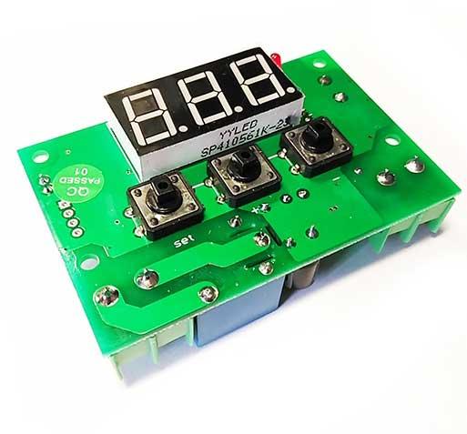 Встраиваемое термореле KIT MP8030R