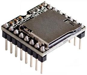 MP112SD. Встраиваемый MP3 плеер для microSD карт