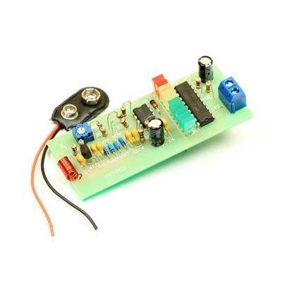 NM0402. Индикатор электромагнитного излучения (Радиоконструктор)