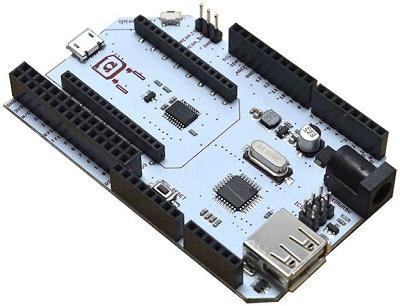 Платформа для Omega 2 Plus совместимая с Arduino