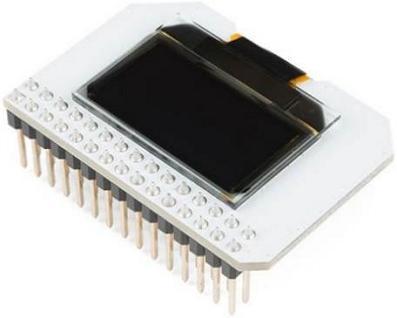MP0103. Модуль дисплея для Omega 2 Plus (OLED Expansion)