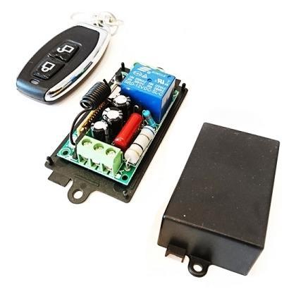 MP323RX. Одноканальное дистанционное управление 433 МГц. 10 А; 2200 Вт