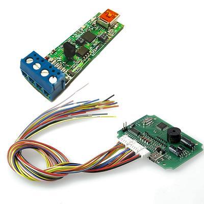 Автомобильный адаптер K-L-линии + мультифункциональный модуль управления