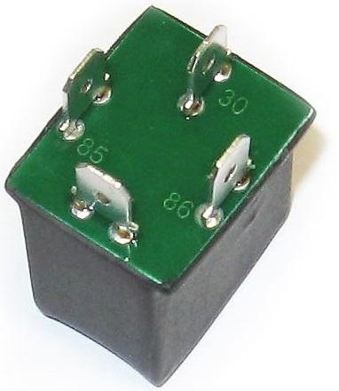 MP0202. Реле защиты галогеновых ламп универсальное (ВАЗ, большое)