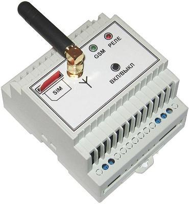 Gsm модуль управления автоматическими воротами