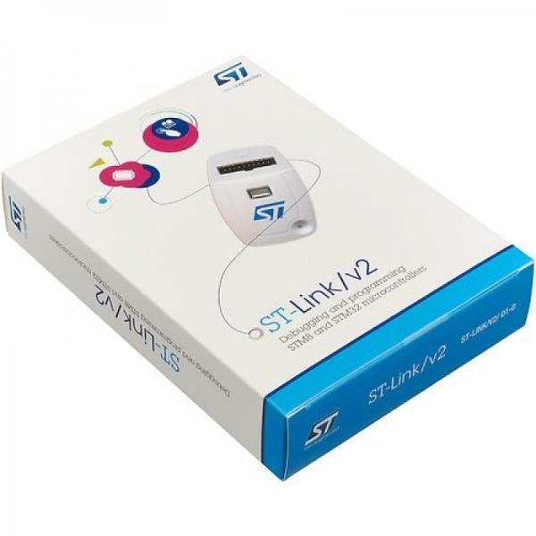DK0223. Внутрисхемный эмулятор, отладчик, программатор ST-LINK/V2