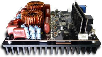MP2101. Цифровой двухканальный Hi-Fi усилитель D класса. 2 х 200 Вт, 1 x 400 Вт (мост)