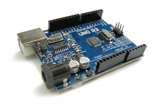 Контроллеры Arduino Uno R3 [Atmega 328P-AU+CH340G]. Модуль RC080