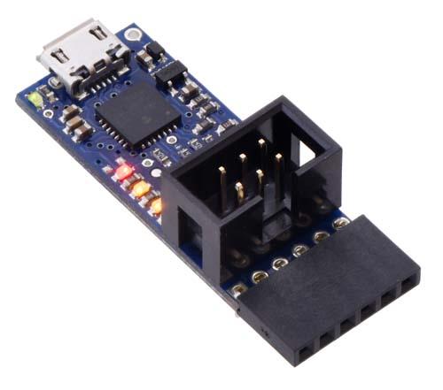Программаторы Pololu USB AVR Programmer v2