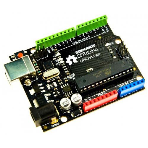 Контроллеры Arduino DFRduino UNO R3