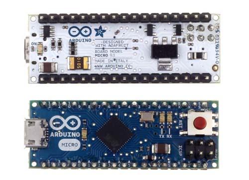 Контроллеры Arduino Micro