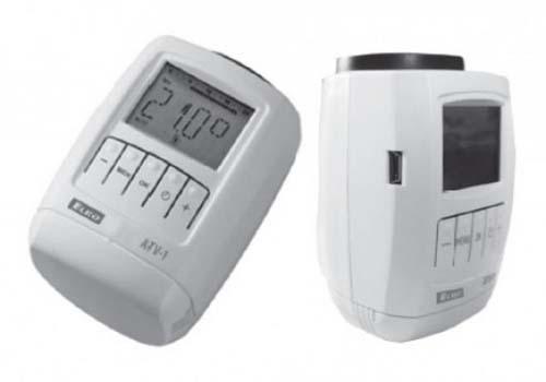 Домашняя автоматика ATV-1 Автономная цифровая термоголовка