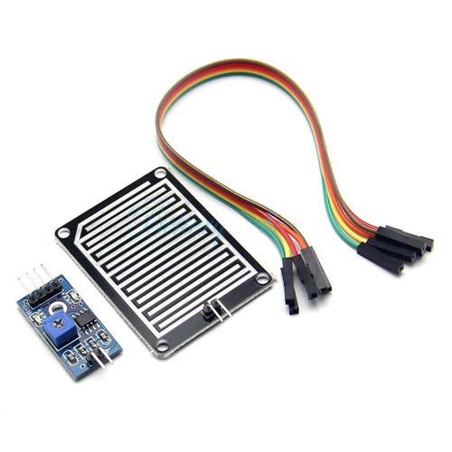 Датчик дождя для Arduino проектов