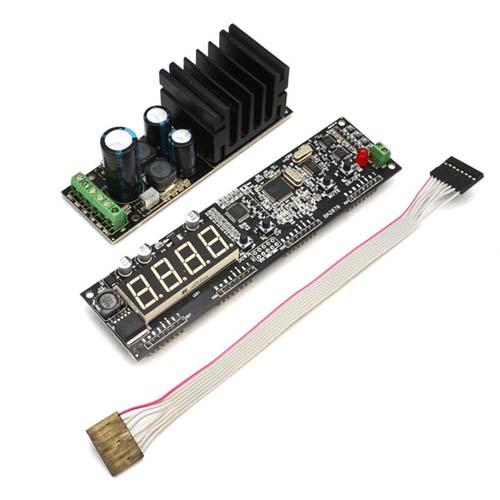 BM2072 - Усилитель мощности 315 Вт 4 Ом c цифровым процессором звука. D-класс TAS5261.