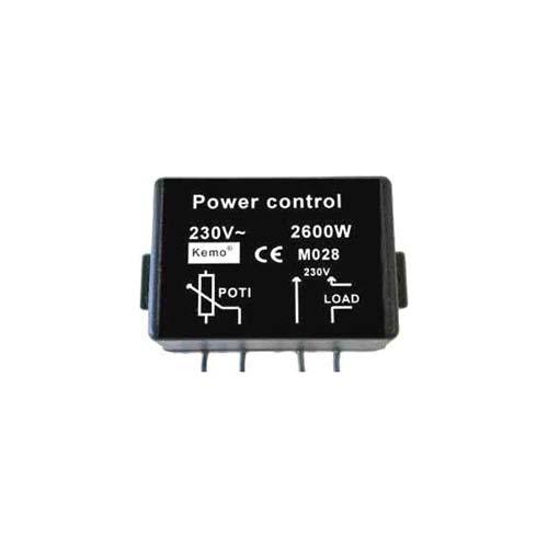 Регулятор мощности 2600Вт/220В. Набор MK071