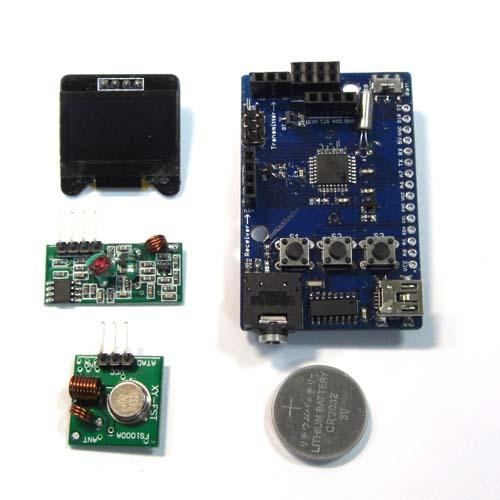 ARDUINO KIT MP1516. RFToy - Универсальный, Ардуино совместимый радиомодуль