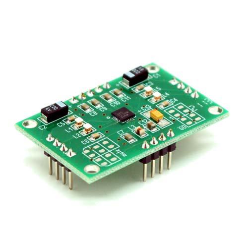 MP410 Сверхэкономичный стереофонический цифровой усилитель «D»-класса 2 х 2,2 Вт (TPA2012D)