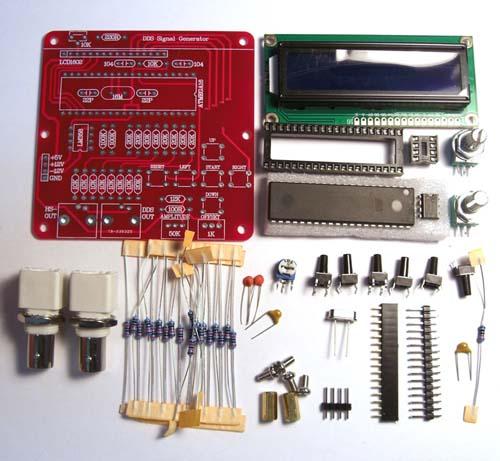 NM8015 DIY-лаборатория: Функциональный генератор