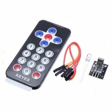 IR Infrared IR Wireless Remote Control Module Kits