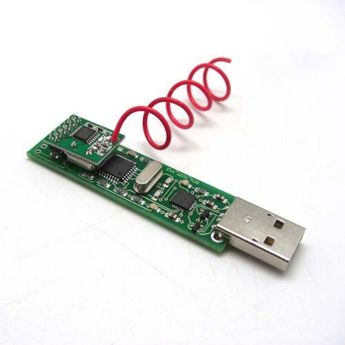 MC3101. USB радиоадаптер. Центральный узел для управления радиомодулями в системе «Управдом»