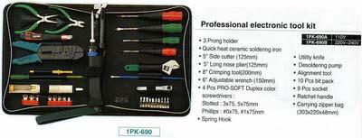 Набор инструментов 1PK-690B