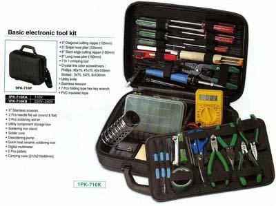 Набор инструментов 1PK-710KB