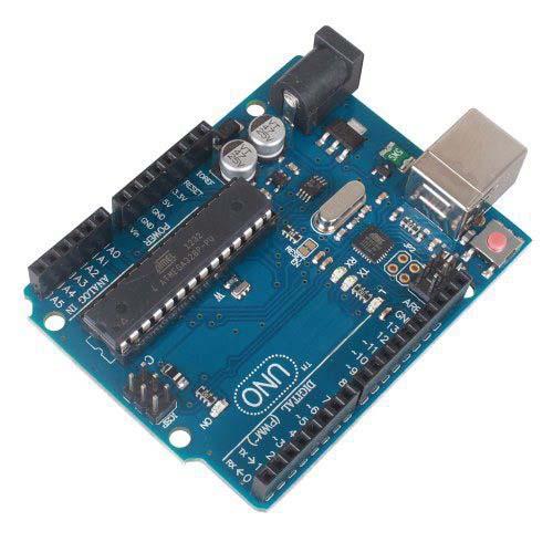 Контроллер Arduino Uno - R3. Модуль RC079