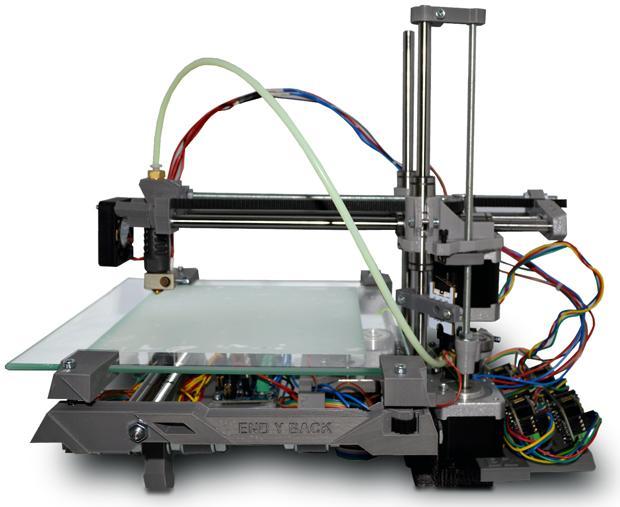 3D-принтер KIT 3D MC3 Stealth printer