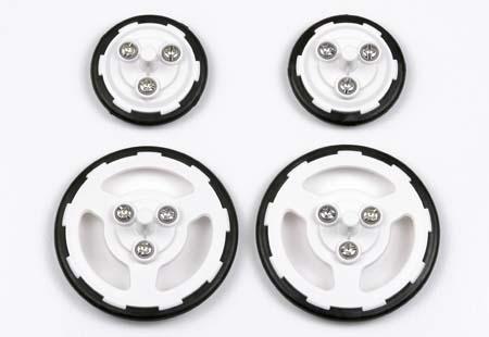 Платформы и колёса 70193 Slim Tire Set [4 tires]