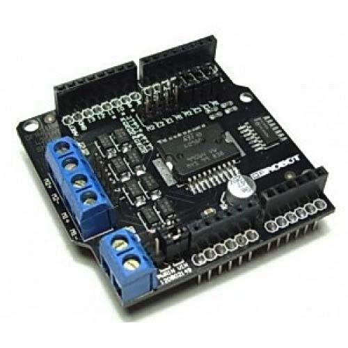 4WD MiniQ Complete Kit Based on Arduino