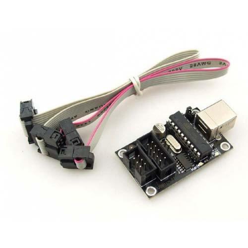 Контроллеры USBtinyISP-Arduino programmer