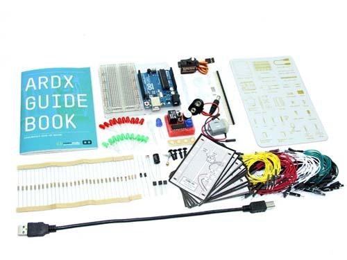 Контроллеры ARDX - The starter kit for Arduino