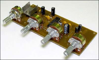 Стереофонический темброблок BM2111 (LM 1036)
