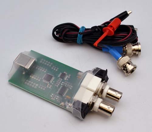 USB осциллограф BM8020
