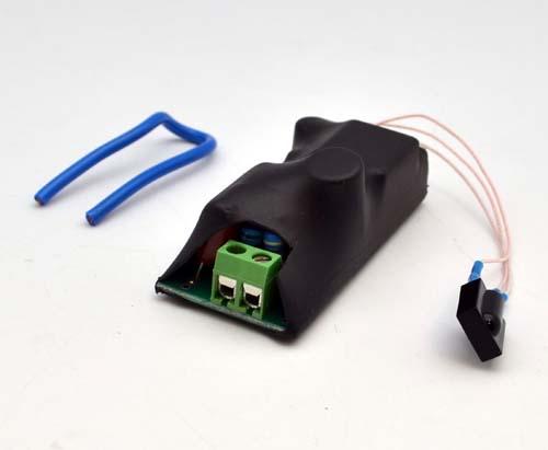 Выключатель BM8049M с ИК дистанционным управлением до 2 кВт