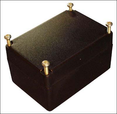 Пластиковый корпус BOX-G028 72х50х42 мм