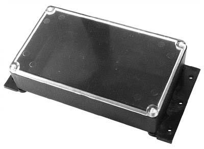 Стандартный корпус BOX-G089 с прозрачной крышкой 120х70х30 мм