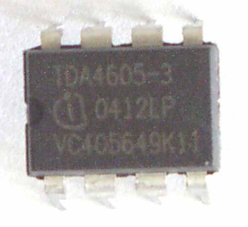 Контроллер для AC-DC TDA4605-3