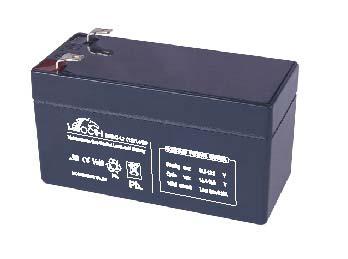 Аккумуляторы свинцовый ACC 12V  1.3Ah DJW12-1.3