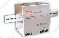 Источник питания на DIN рейку DRP-240-24